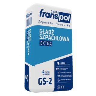 Gładź szpachlowa 5 kg Extra FRANS-POL
