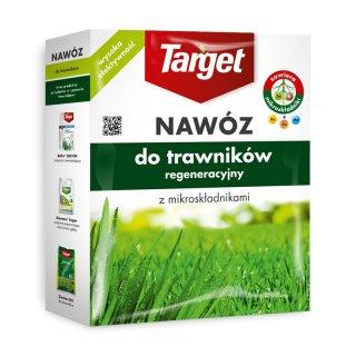 Granulat regeneracyjny do trawników z mikroskładników 1 kg TARGET