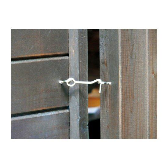 Haki okienne z uchwytem ocynk GAH ALBERTS