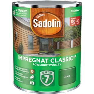 Impregnat Sadolin Classic Akacja 0,75L AKZO NOBEL