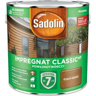 Impregnat Orzech włoski 2,5L  Sadolin Classic