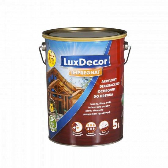 Imregnat do drewna Luxdecor cedr 5l PRIMACOL