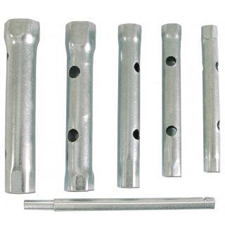 Zestaw kluczy rurowych 6 szt. 8-17 mm PROLINE