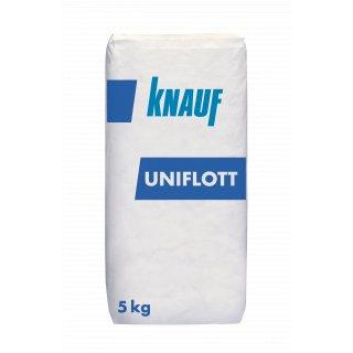 Gips szpachlowy 5 kg Uniflott KNAUF