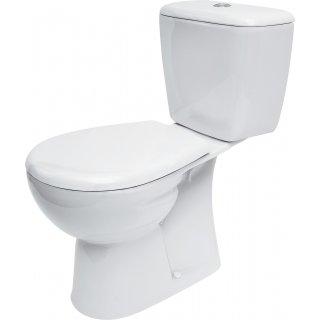 Sedes Kompakt WC z deską duroplast 3/6 Atlantic CERSANIT