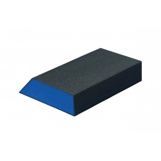 Kostka ścierna 110x65x25mm ,gr 180 BLUE DOLPHIN