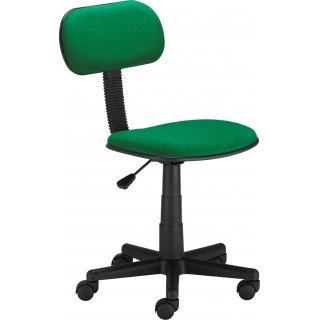 Krzesło obrotowe dziecięce zielony KAMA NOWY STYL
