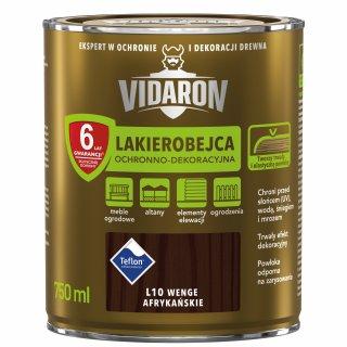 Lakierobejca do drewna palisander i. 0,75 L Vidaron ŚNIEŻKA
