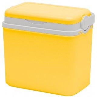 Lodówka turystyczna żółta 10L