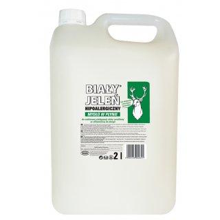 Mydło w płynie BIAŁY JELEŃ 2l