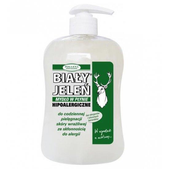 Mydło w płynie BIAŁY JELEŃ 500 ml