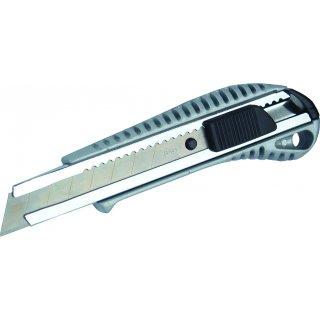 Nóż monterski 18 mm z odłamywanym ostrzem