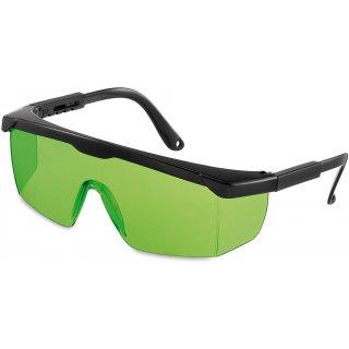 Okulary wzmacniające zielone do laserów geo-FENNEL