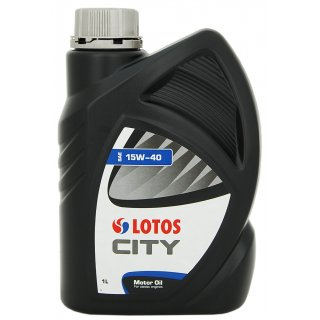 Olej mineralny Lotos City 15W/40 1L PROFAST