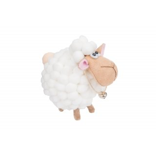 Zabawka owieczka biała KAEMINGK