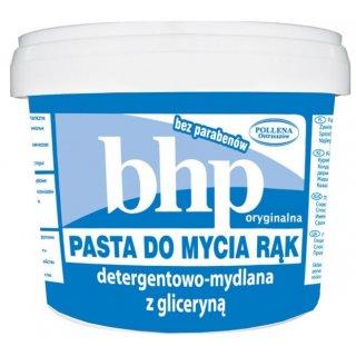 Pasta BHP do mycia rąk 500 g mydlana POLLENA