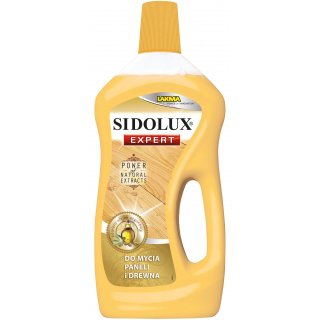 Płyn do mycia paneli i drewna arganowy 1 L SIDOLUX