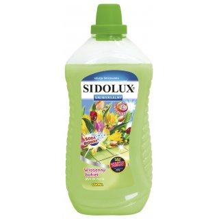 Płyn do mycia uniwersalny 1L Kwiat wiosenny bukiet SIDOLUX