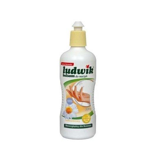 Płyn do mycia naczyń rumiankowy 1L LUDWIK