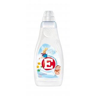 Skoncentrowany płyn do płukania 2 L sensitive E
