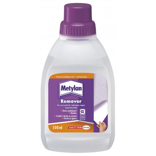 Płyn do usuwania tapet 500 ml METYLAN