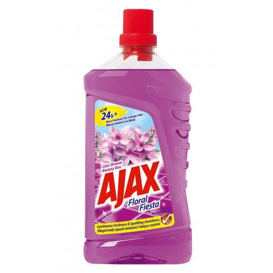 Płyn uniwersalny 1L kwiat bzu AJAX