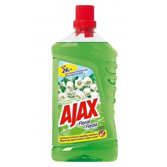 Płyn uniwersalny 1L konwalia AJAX
