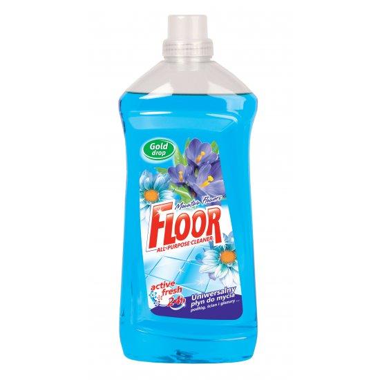 Uniwersalny płyn do mycia 1,5 L kwiaty gór FLOOR