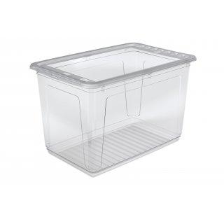 Pojemnik Clearbox 52 L KEEEPER