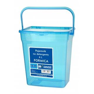 Pojemnik na detergenty 6L FORMICA GALICJA