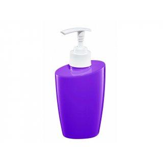 Dozownik mydła fioletowy BISK