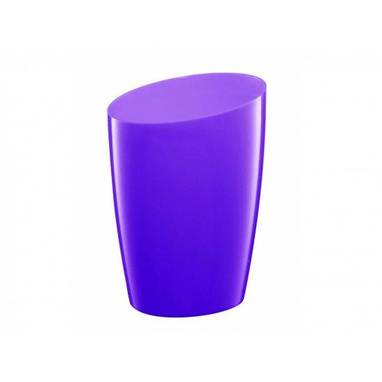 Kubek kosmetyczny fioletowy Pop BISK