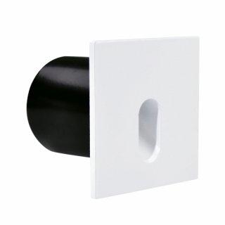 Oprawa wbudowywana Led Rafi D 3 W biała IDEUS