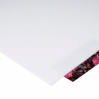 Płyta mleczna 25x50cm/2mm ROBELIT
