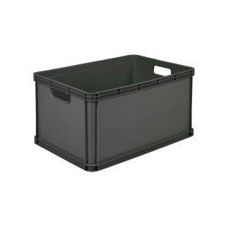 Pojemnik Robusto-Box 64L grafitowy KEEEPER