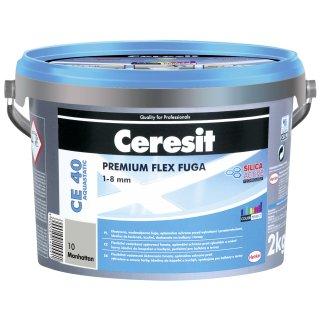 Fuga elastyczna Ceresit CE 40 manhattan 2kg HENKEL