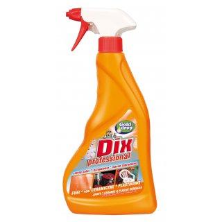 Płyn do czyszczenia fug ceramiki i plastiku 500 ml spray DIX