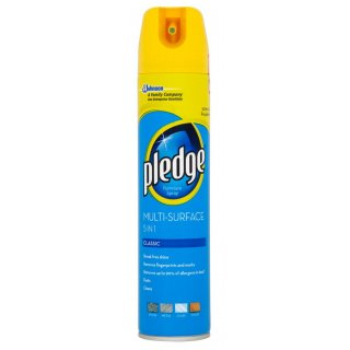 Spray do mebli 250 ml surface original PLEDGE