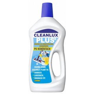 Środek do  czyszczenia po remontach 750ml CLEANLUX PLUS