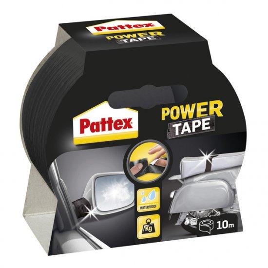 Taśma naprawcza Power Tape 48mmx10 m czarna PATTEX