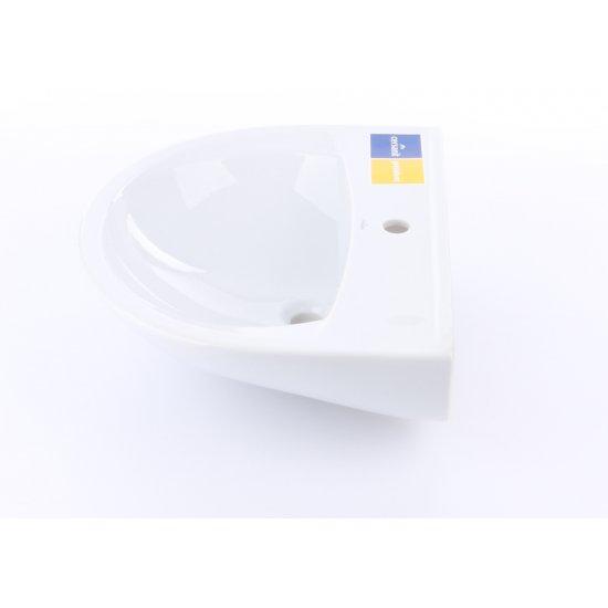 Umywalka łazienkowa President 50 cm CERSANIT