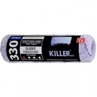 Wałek do gładkich powierzchni Killer 330 BLUEDOLPHIN