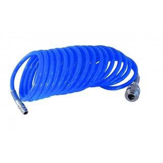 Przewód ciśnieniowy spiralny 15 m DEDRA