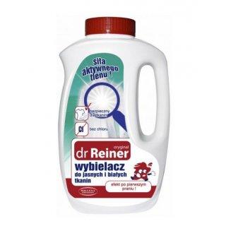 Wybielacz do tkanin Białych 1L DR REINER