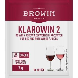 Żelatyna kwasowa do klarowania wina BROWIN