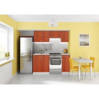 Zestaw mebli kuchennych ORZECH RUSTIKAL 5 elementów