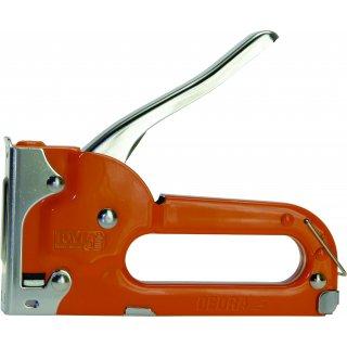 Zszywacz tapicerski taker ręczny 4-8 mm DEDRA