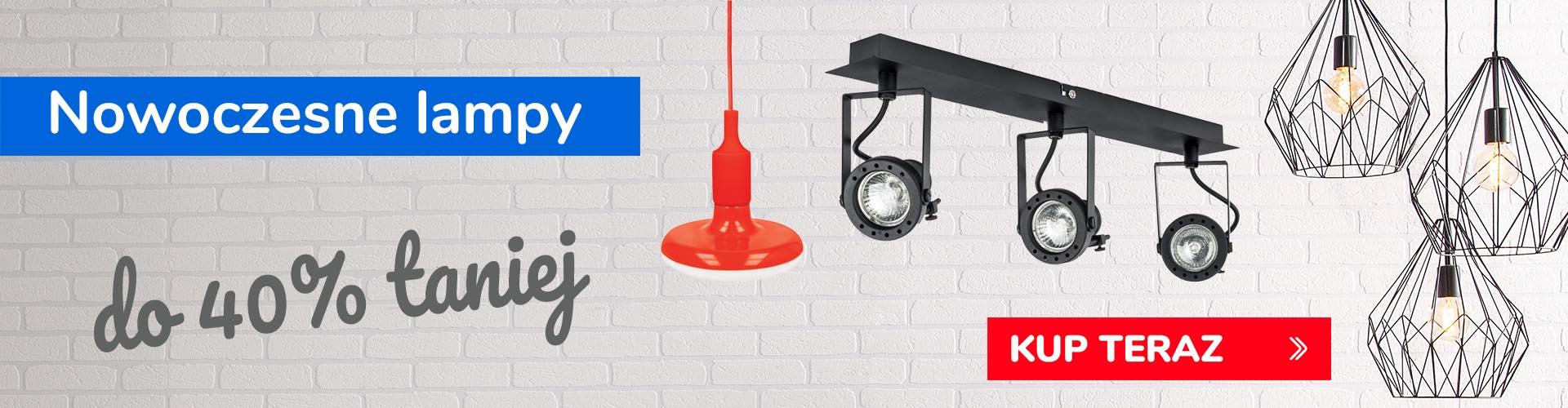 Lampy Loft w sklepie internetowym Mrówka