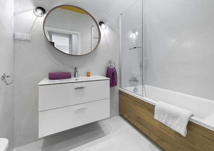 Dodatki Do Szarej łazienki Czyli Jak Stylowo Urządzić Szarą