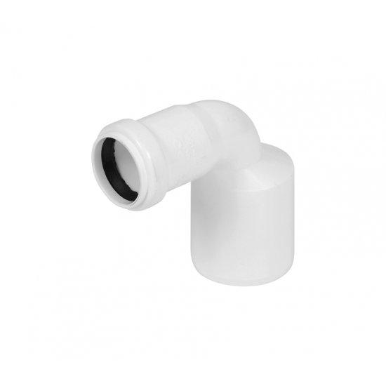 Redukcja 50 mmx32 mm -90 biała TYCNER